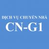 Dịch vụ chuyển nhà CN-G1