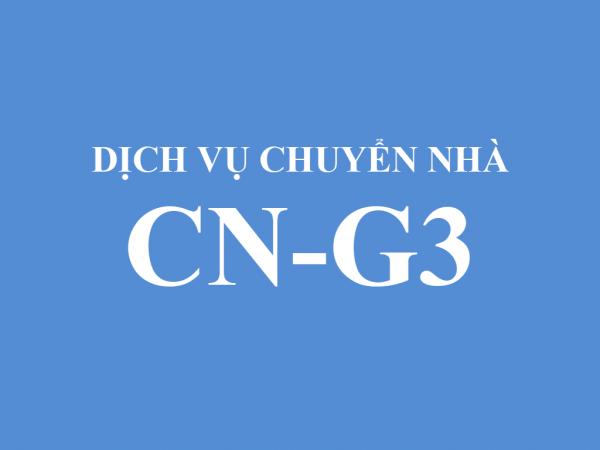 Chuyển nhà CN-G3