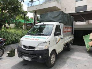 Xe tải chuyển nhà Hạ Long