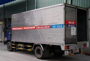 Xe tải Hạ Long 5.0 tấn