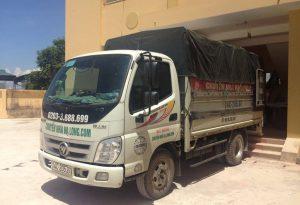 Xe tải Hạ Long 2.5 tấn